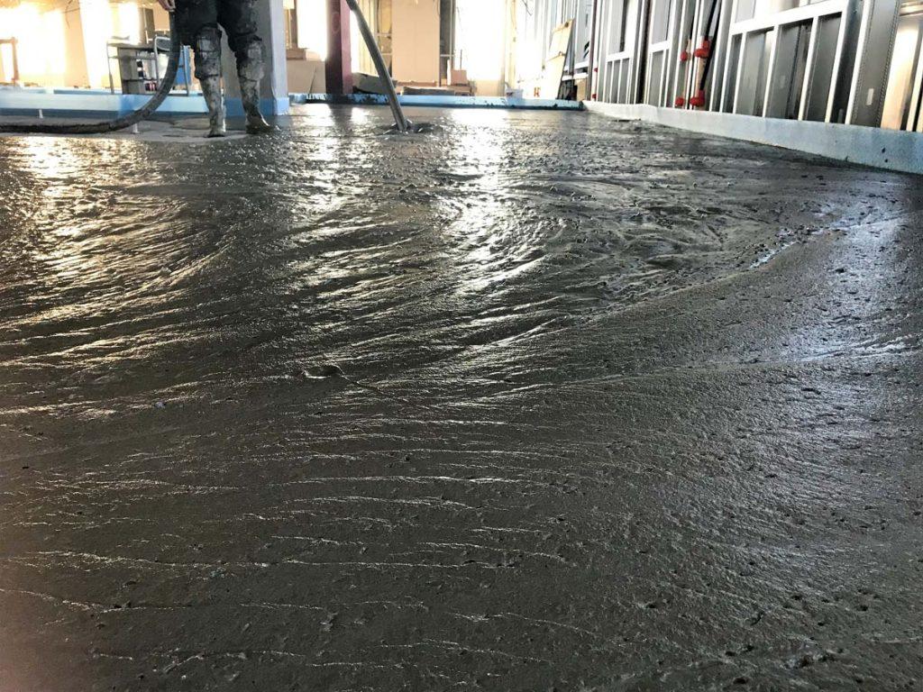 NFM Foam Concrete for large construction projects